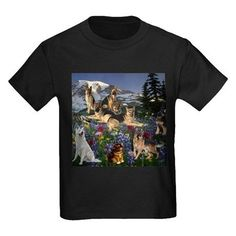 f3b7080754d9 German Shepherd Country T-Shirt German, Country, Crew Neck, Color  Combinations,. CafePress