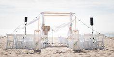 #wedding #bruiloft #beach #strand #ceremonie | Styled shoot: wedding at sea | ThePerfectWedding.nl | Fotografie: Anneke Fotografie
