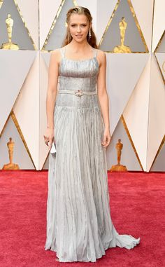 Teresa Palmer from Oscars 2017 Red Carpet Arrivals