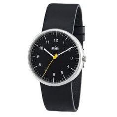 Braun Herren-Armbanduhr