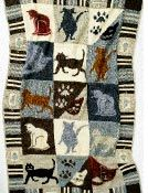 cat_afghan  free pattern