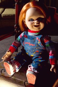 There's a New Chucky Movie Coming Out, in Case You Wanted Some Nightmares