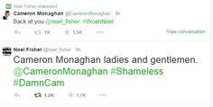 Noel Fisher and Cameron Monaghan xx #Shameless