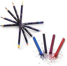 PDF File Using Inktense Pencils on Fabric