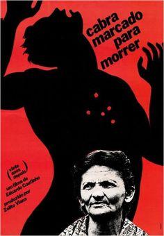 Cabra Marcado Para Morrer, de Eduardo Coutinho, 1985