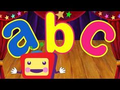 """ABC Song and Alphabet Song Ultimate kids songs and baby songs Collection with 13 entertaining """"English abcd songs"""" and 26 . Abc Song For Kids, Abc Kids Tv, Alphabet For Kids, Learning The Alphabet, Alphabet And Numbers, Kids Songs, Preschool Songs, Alphabet Songs, Abc Songs"""