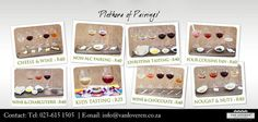Van Loveren's Plethora of Pairings. Which one do you want to try?