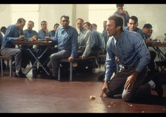 Clint Eastwood in Escape From Alcatraz - 001.
