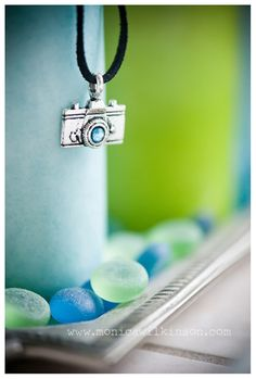 I could live with owning one of these sweet little necklaces one day.