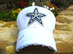 Dallas Cowboys Hat!!!!!  Love It!!!