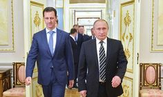 Is this the REAL reason Putin is supporting Assad?