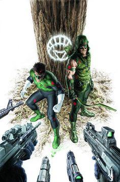 Green Arrow Comic Book #2 - Brightest Day