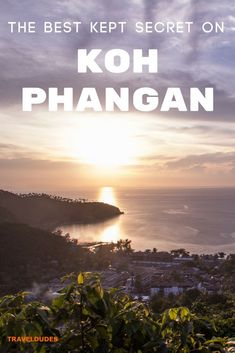 Is Haad Salad Koh Phangan's best kept secret? Here's what makes this part of Koh Phangan, Thailand so special.   Blog by Travel Dudes: Community for Travelers, by Travelers!