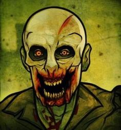 Walking Dead Zombie Drawing | How to Draw a Walker, Walking Dead Zombie, Step by Step, Zombies ... by patti
