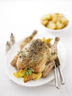 Chilli roast chicken