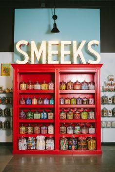Smeeks, a sweet little shop for sweet little folks.