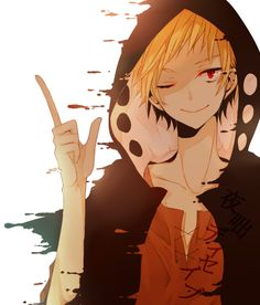 WHERE IS THIS FROM PLEASE SOMEBODY TELL ME!!!!!! <- Mekakucity Actors/Kagerou Daze!!!!!!