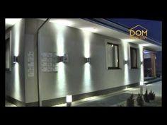 Spotline oświetlenie zewnętrzne dom modelowy - YouTube