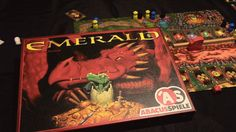 Jeremy Reviews It... - Emerald Board Game Review