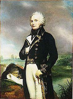 Général ALEXANDRE FRANCOIS MARIE DE BEAUHARNAIS (1760-1794) [ Primer marido de Josefina Bonaparte]