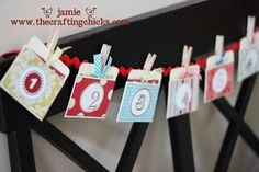 Christmas Countdown Ideas. Could have an activity in every envelope for everyday until Christmas!