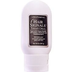 Folligen Hair Signal Therapy Cream 2 Oz. by Folligen. $23.95. Stop hair loss and promote hair regrow. Natural, safe and effective.. Proven results. Prevent hair loss and thinning hair among men and women. Made in USA by a FDA approved facility. Hair Signals Therapy combines copper-peptides in a synergetic formula using the regenerative power of SRCPs discovered by Dr. Loren Pickart and proven in published studies to increase hair growth and hair follicle size while reduci...