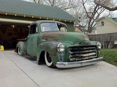 Mike in Tulsa's 51 GMC - front