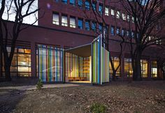 Biblioteca Pavilhão / SpaceTong (ArchiWorkshop)