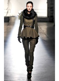 Fall Fashion 2013, olive green lovelies