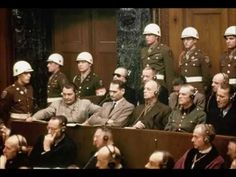 The INJUSTICE of the NUREMBERG TRIALS - 49min report by IHR.org (Institute for Historical Review) 2012-07