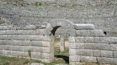 Ancient Temples & Monuments in Greece - Dodona Ancient Theater