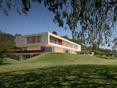 casa horizontal elevada