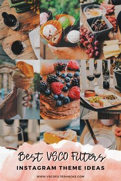 Check out these VSCO filter settings that you may follow when editing your photos to achieve a cohesive Instagram feed. Best Vsco Filters, Free Filters, Vsco Presets, Instagram Feed, Free Food, Food Photography, Make It Yourself, Check, Photos