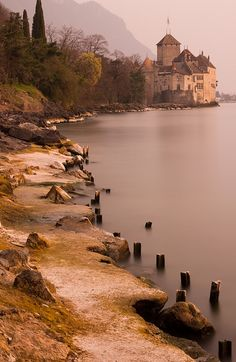 Château de Chillon & Lake Geneva II | Switzerland - Flickr - Photo Sharing!