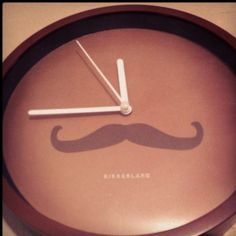 The most amazing clock ever.