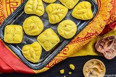 Aam Shawndesh : Mango and cheese fudge