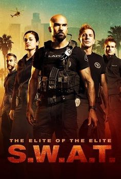 S.W.A.T. (CBS-November 2, 2017) action, adventure crime series created by Follows a locally born and bred S.W.A.T. lieutenant who is torn between loyalty to the streets and duty to his fellow officers when he's tasked to run a highly-trained unit that's the last stop for solving crimes in Los Angeles. Stars: Shemar Moore, Andrew Adams, Keena Ferguson.