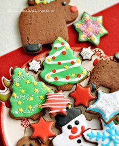 yżeczkę mielonego imbiru, 1 płaską łyżeczkę mielonych goździków, 1 łyżeczkę mielonego kardamonu, 1 łyżeczkę gałki muszkatołowej, 1 łyżeczkę mielonego ziela angielskiego Christmas Desserts, Christmas Cookies, Christmas Holidays, Christmas Crafts, Delicious Desserts, Dessert Recipes, Holiday Recipes, Holiday Ideas, Cupcake Cookies