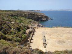 Kabeiria, Lemnos