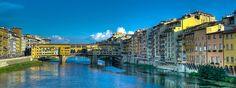 Florence - Ponte Vecchio. Love the whole city.