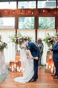 Brooklyn Wedding Venues, New York Wedding Venues, Yacht Wedding, Wedding Ceremony, Nyc Wedding Photographer, Wedding Photography, Groom And Groomsmen Attire, Inexpensive Wedding Venues, Wedding Officiant