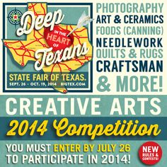 2014 Creative Arts competition at the State Fair of Texas » Art ...