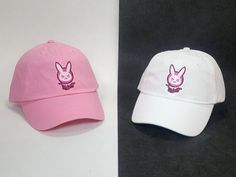 Hey, I found this really awesome Etsy listing at https://www.etsy.com/listing/463247225/overwatch-dva-bunny-cap