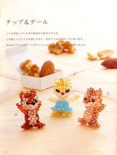 Out-of-print Master Kimiko Sasaki Collection 10 - Bead Present for You - Japanese craft book. $65.00, via Etsy.