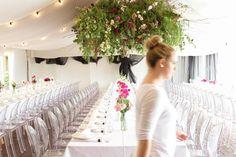 Jessica & Arvind. Carrick Hill, Adelaide. We do EPIC. #wedding #eventstyling #emkhostyle #weddingstyling #emkhoacreativecollective www.emkho.com Event Styling, Wedding Styles, Reception, White Dress, Dresses, Fashion, Vestidos, Moda, Fashion Styles