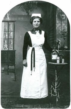 Historical Roles in Early Nursing: Nurse Andernach 1910