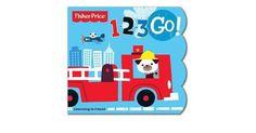 1-2-3 Go! (Fisher-Price) Hardcover