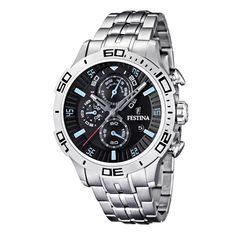 Festina Sport F16565-5 Men Watch Chronograph