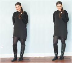 Sweatkleider, Sweaterkleid, Trendpiece