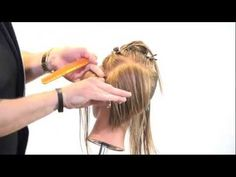 FSE LIVE #10 How To Cut A Disconnected Pixie Hair Cut - Michelle Williams - louis Vuitton Ad - YouTube